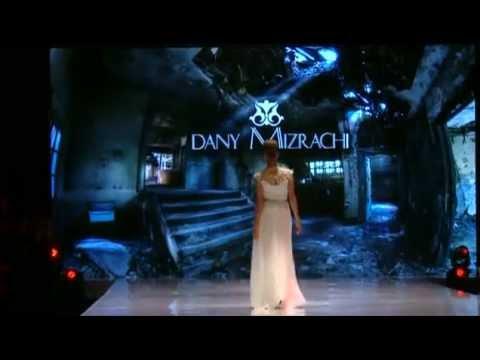 התצוגה של דני מזרחי - שבוע האופנה גינדי תל אביב