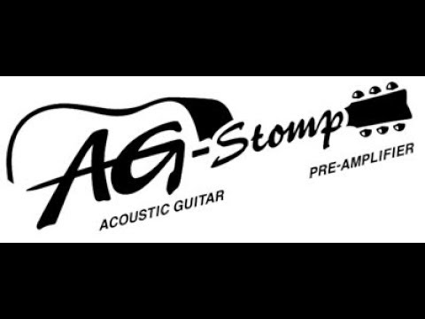 YAMAHA AG STOMP Acoustic Guitar Preamp Rough Sound Check