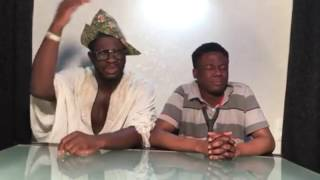 Best of Crazeclown X Ade Pray For Us Nigeria comedy 2017