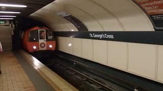 グラスゴー地下鉄セント·ジョージズ·クロス駅 Glasgow Subway St. George's Cross Station