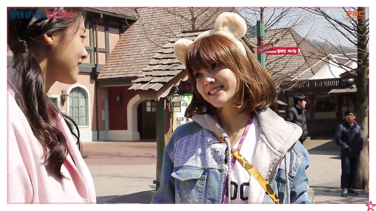 OPEN UP! AOA EP 09 [ENG SUBS]