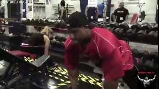Phil Heath's Shoulder Blast Workout with Hany Rambod