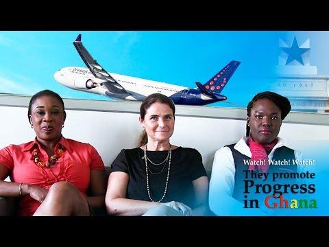 Meet Brussels Airlines Ghana