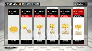 NBA 2K17|SPENDING 100$ ON VC|