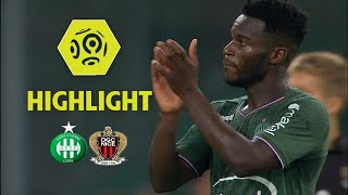 AS Saint-Etienne - OGC Nice (1-0) - Highlights - (ASSE - OGCN) / 2017-18
