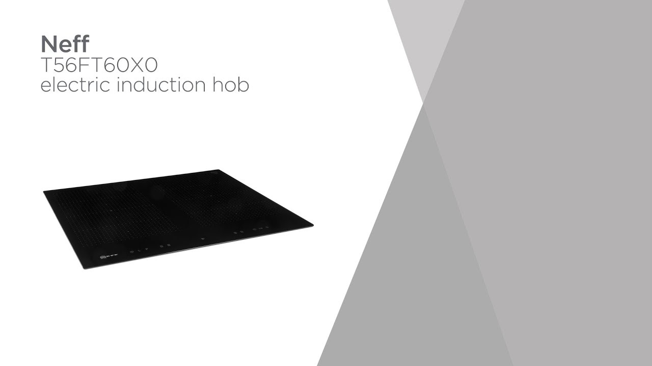 Piano Induzione Neff Flexinduction neff t56ft60x0 electric induction hob - black | product overview | currys  pc world