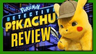 Gambar cover TeamFourStar Reviews Detective Pikachu! (SPOILERS+SPOILER FREE) - TFS Reviews