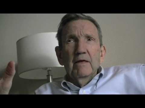 Joshua Blakeney Interviews Ramsey Clark in Calgary, Alberta, Canada (Part 1)