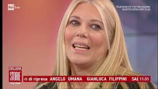 Eleonora Daniele incinta! - Storie italiane 07/01/2020