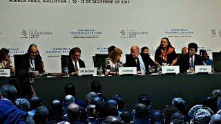 На встрече ВТО в Аргентине так и не приняли итоговой декларации (новости)