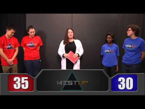 MEST Up Season 6, Episode 10 - Maine Connections Academy vs. Windham High School