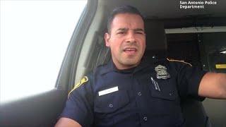 Texas law enforcement officers start viral lip-sync battle