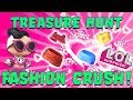 LOL Doll and Princess Moana Treasure Hunt! With new LOL Doll Fashion and LOL Lil Sis Unboxing!