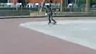 Carver C7 Skate - pista de Samil, Vigo