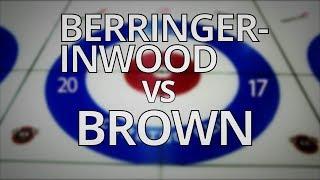 ONT Senior Curling - Berringer-Inwood vs Brown