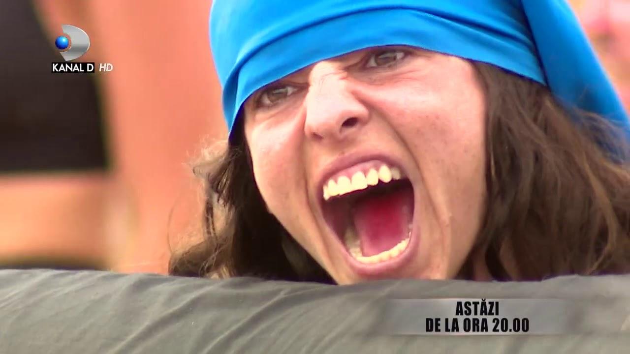 Survivor (16.01.2021) - Accidentari in lant la cel de-AL DOILEA JOC PENTRU IMUNITATE!