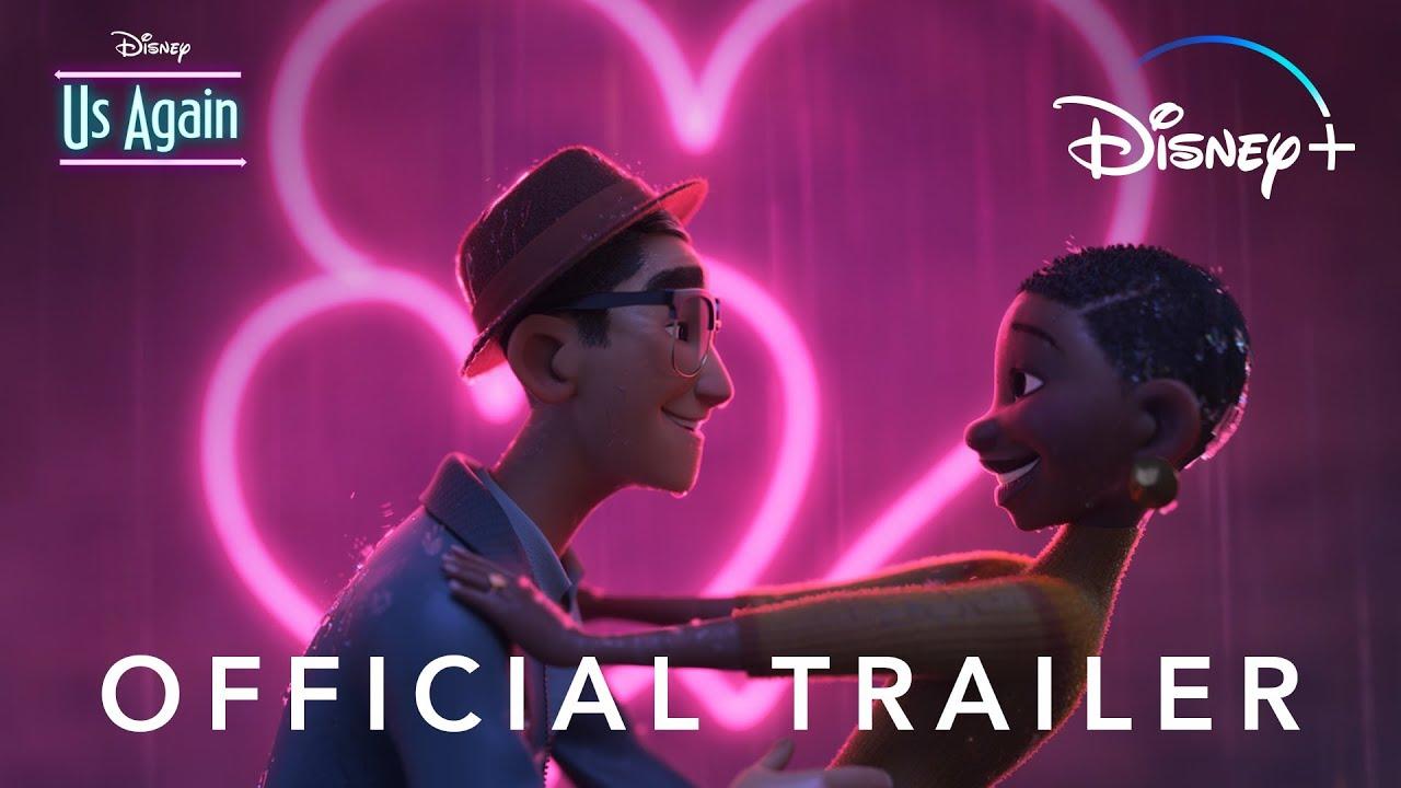 """""""Us Again"""" l Official Trailer l Disney+"""