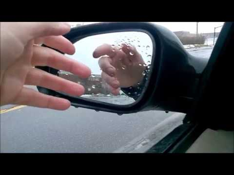 How To Turn On And How To Use The Heated Mirrors In Volvo And Most Other Cars Equipped Youtube