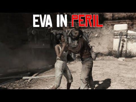 Eva in Peril - Red Dead Redemption |