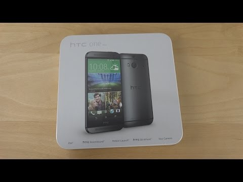 HTC One M8s - Unboxing (4K)