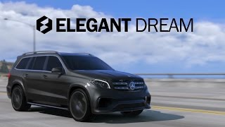 GTA V NaturalVision 2.0 - Mercedes-Benz GLS 63 AMG [Cinematic Short Film - 1440p 60 FPS]