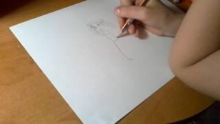 Как правельно рисовать ангела(Сдесь говорится о том как рисовать ангела подробно риисовать его я буду..., 2016-05-30T12:35:55.000Z)