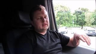 Работа водителем в Америке (часть 1), работа водителем в США