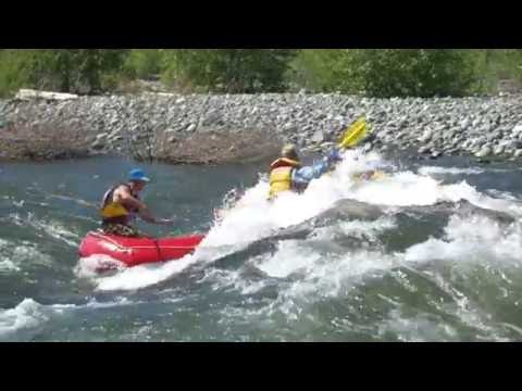Leavenworth Whitewater Rafting on the Wenatchee River