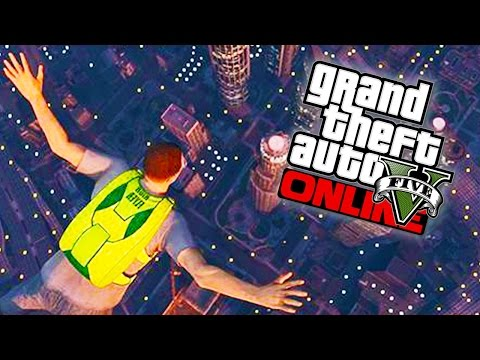 how to get parachute car gta 5 online