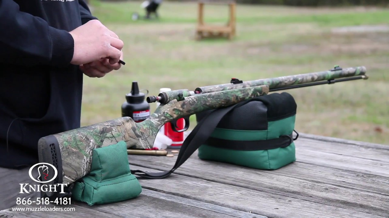 Muzzleloaders by Knight Rifles - The Most Advanced Black Powder Shotgun