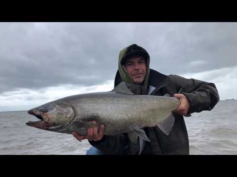 Pier Fishing Lake Ontario For Salmon