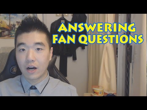 Q&A - ANSWERING FAN QUESTIONS