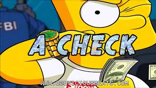 """[FREE] NBA Youngboy x Zaytoven x Young Dolph Type Beat 2017 - """"A Check"""" (Prod. By 808Vicious x KR)"""
