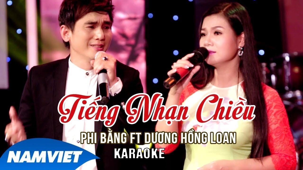 Tiếng Nhạn Chiều Karaoke - Dương Hồng Loan ft Phi Bằng