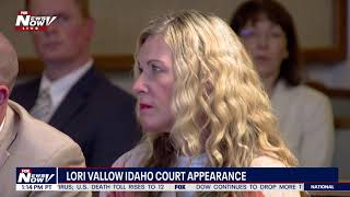$1 MILLION BAIL: Lori Vallow court appearance in Idaho
