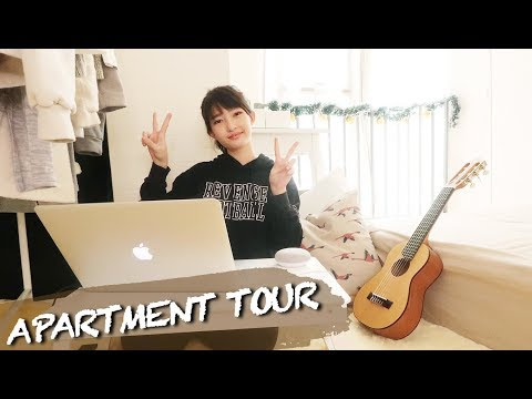 APARTMENT TOUR & Decorating Tips,  MAKE YOUR ROOM LOOK BIGGER - Cindy Thefannie (Bahasa)