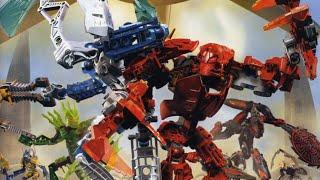 Historia LEGO Bionicle - część IX - Rok 2009 i 2010