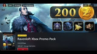 How To Claim Your Free Neverwinter Ravenloft Promo Pack 200 FREE Zen & VIP