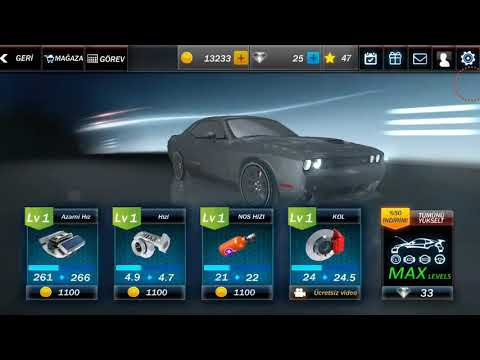 Challenger STR START GAME Street Racing 3d / Android