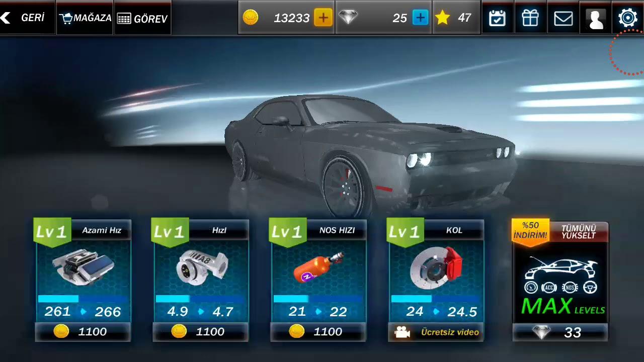 Download Challenger STR START GAME Street racing 3d / Android