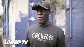 Stormzy talks Fire In The Booth Cypher, MOBO Nomination + MORE [@Stormzy1] | Link Up TV