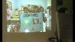 Passeport tic - échange webcam partenaires Comenius - Turpange