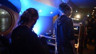 Dub Livity and Ras Divarius on I-Lion sound