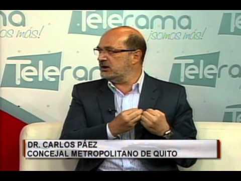 Dr. Carlos Páez