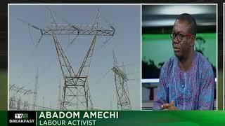 TVC Breakfast Dec. 9th 2018 | Power sector crisis