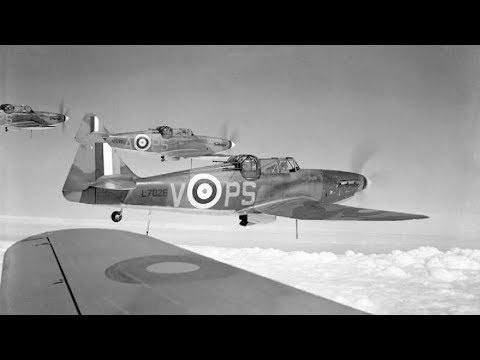 Royal Air Force bombs Hamburg - 11/16/1940