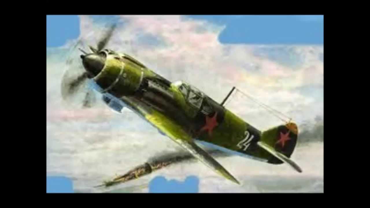 самолеты истребители великой отечественной войны
