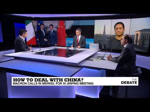 How to deal with China? EU divided over Belt and Road initiative