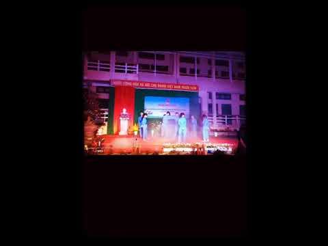 Tiết mục tuyệt vời của CLB vovinam trường Lương Văn Tri- Văn Quan- Lạng Sơn.
