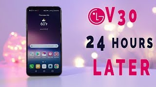 LG V30 // Retail Version 24 hours Mini Review!